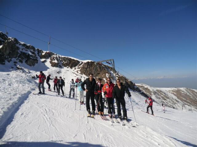 Skifahren in Prato Nevoso