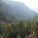 Blick ins Valle Grana bei Castelmagno