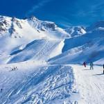 Das Skigebiet von Artesina