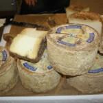 Castelmagno - königlicher Käse aus dem Valle Grana