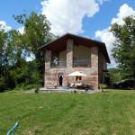 April 2014 am Casa al Tanaro - Ferienhaus Piemont