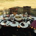 So muss ein gedeckter Tisch aussehen!