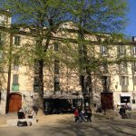Piazza @Turin