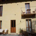 Casa al Tanaro - Hausteil 2 im Erdgeschoss