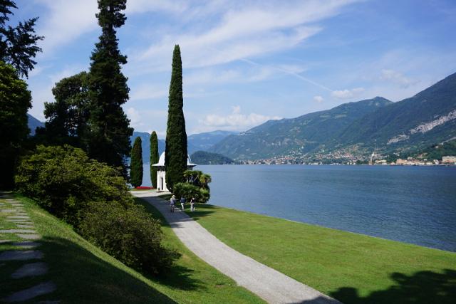 Villa Melzi, Lago di Como