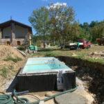Poolbau Piemont