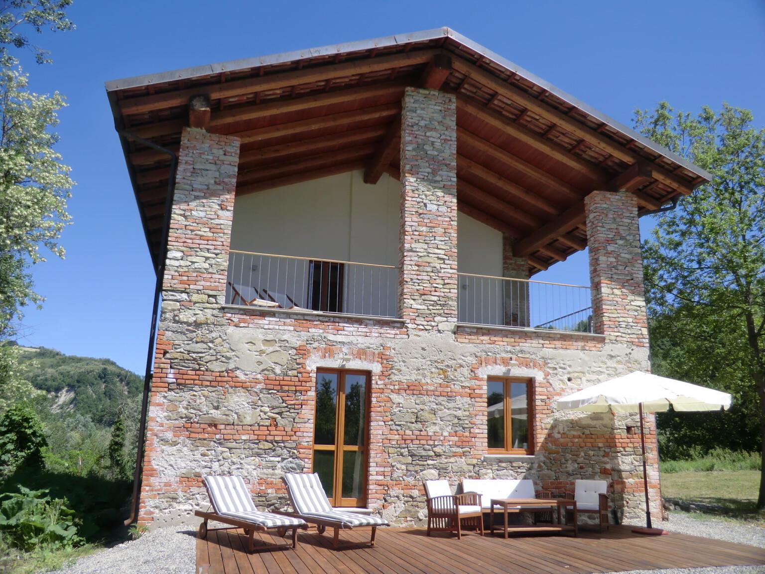 Ferienhaus Piemont
