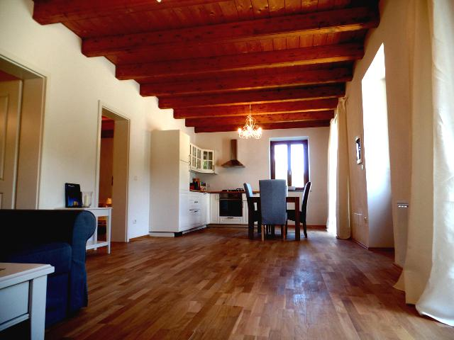 Hausteil 2 - Wohnküche Ferienwohnung